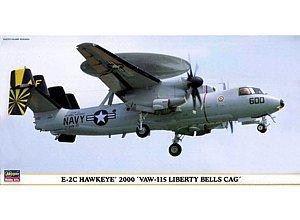 """1/72 E-2C Hawkeye 2000 """"VAW-115 Campanas de la Libertad Cag (00996)"""