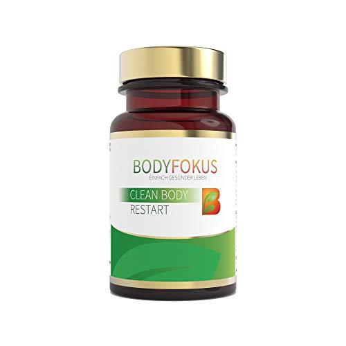 BodyFokus Clean Body Restart - Hoher Gehalt an Silymarin - 1 Dose