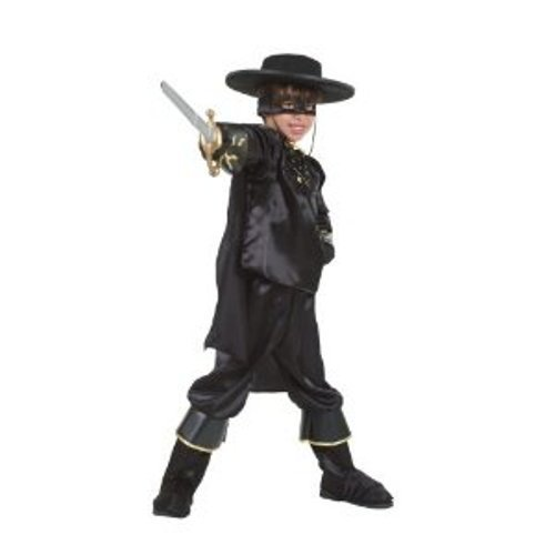 Imagen de cesar o858 002  disfraz de el zorro para niño 5 años