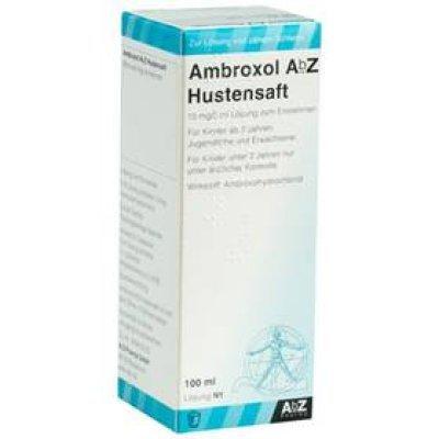 Ambroxol AbZ Hustensaft 100 ml