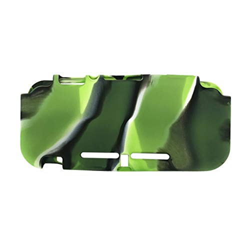 Makkalen Silikon Protector Case Cover 3PCS für NS Switch Lite Konsole schwarz weiß Camouflage schweißfest
