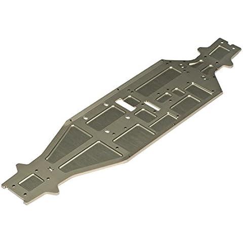 Ligero chasis principal (4 mm / Hard anodizado / D8T) 67,819 (Jap?n importaci?n / El paquete y el manual est?n escritos en japon?s)