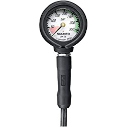 Appareil de mesure de pression de bouteille Suunto SM-36, 300 bar, Tuyau inclus