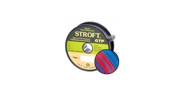 R5-0.250mm-11kg Schnur STROFT GTP Typ R Geflochtene 250m pink fluor