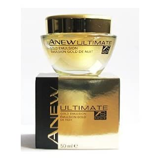 Avon Anew Ultimate 7S Night Gold Emulsion 50ml
