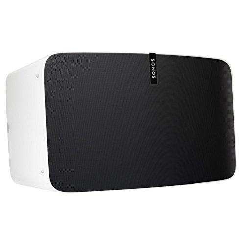 SONOS PLAY: 5 Smart Wireless Speaker, Black/White