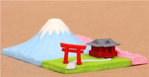 set-3-gomas-de-borrar-monte-fuji-templo-japon-primavera-de-iwako