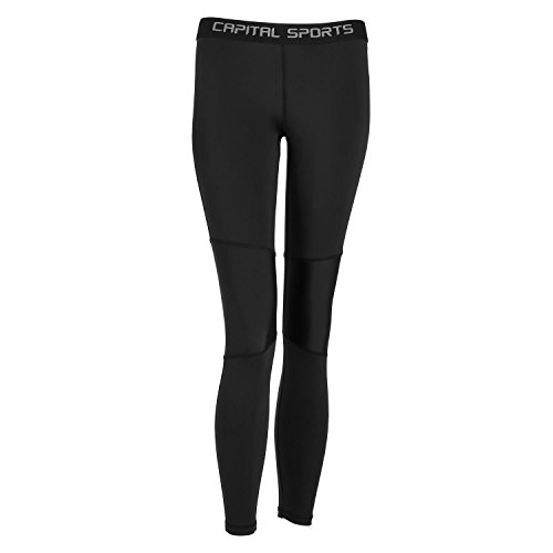 CAPITAL SPORTS Beforce Pantalones de compresión deportivos mujer (Reg