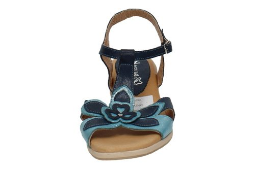 NOELIA , Tongs pour femme Bleu Marine