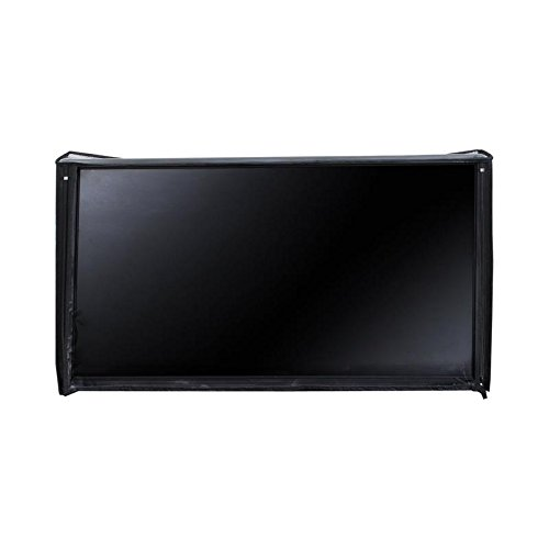 Glassiano LED/LCD PVC Cover For Videocon IVC24F2-A (24 inches) Full HD LED TV Black  available at amazon for Rs.369