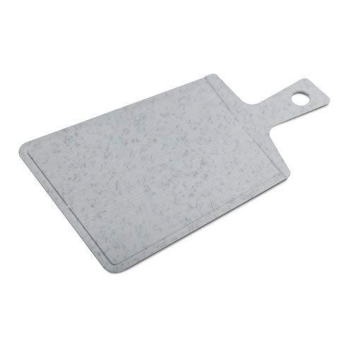 Koziol 3264670 SNAP 2.0 Schneidebrett, Kunststoffschneidbrett, Brett, Küchenbrett, Kunststoff