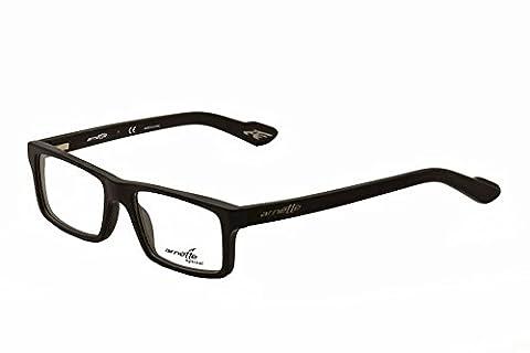 Eyeglasses Arnette 7060 Noir à angle droit