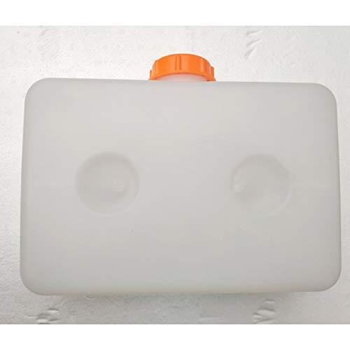 WOSOSYEYO Tanque Combustible plástico portátil multifunción