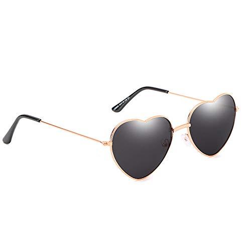 b0775fe858 ZARLLE-Gafas de Sol de Moda Estilo Vintage Retro Lennon inspirado círculo  metálico redondo gafas