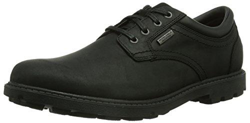 rockport-rgd-buc-wp-plaintoe-derbies-a-lacets-homme-noir-noir-schwarz-black-ii-44-eu-95-homme-uk