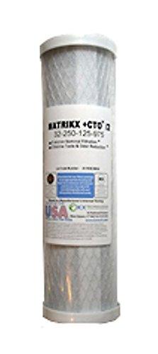 Novacqua - Filtro Carbon Block Matrikx 9