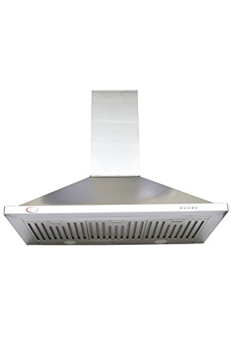 Brightflame Kitchen Chimney - Aster(ss), Airflow : 1450 M³ / Hr, In 90cm And Lifetime Warranty