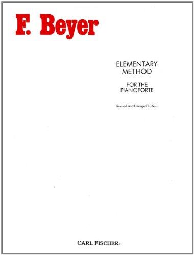 Elementary Method for the Pianoforte