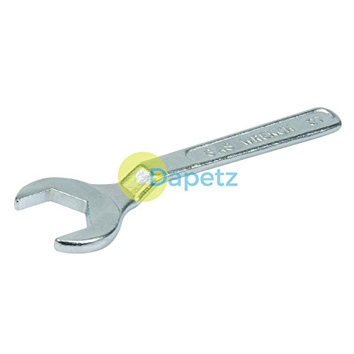 Daptez Gas Flasche Schraubenschlüssel 27mm Gas Propan Butan Regler Klempner- Werkzeug Schwerlast Fackeln