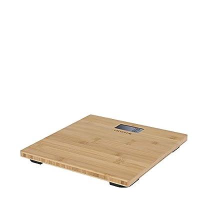 31jLKIlmZAL. SS416  - IKOHS NATURE WELLNESS - Báscula de Baño con Pantalla LCD, compacta, Capacidad de 180 kg, Laminado de Bamboo Natural
