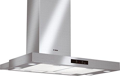 Bosch DWB096750 - Campana (Canalizado/Recirculación, 700 m³/h, 73 Db, Montado en pared,...