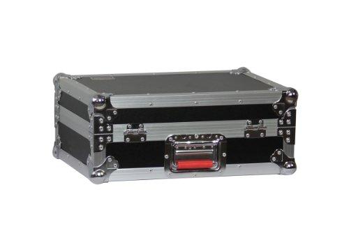 Gator Cases G-TOUR Series Road Case für 25,4 cm (10 Zoll) DJ-Mixer mit federbelasteten Griffen und robusten Drehverschlüssen (G-TOUR MIX 10)