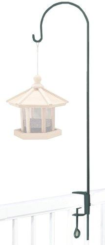 Perky-Pet Verstellbarer Balkon-Geländerhaken zum Aufhängen eines Vogelhauses oder Futterspenders - Mod. 566