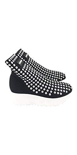 Scarpe Da Ginnastica Confident Gioselin Sneakers Donna Light Flat Studs Abbigliamento E Accessori