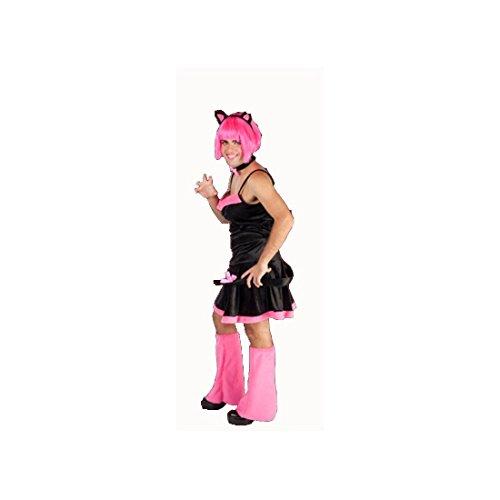 Imagen de rubie's  disfraz de machote gatita traviesa con pechos s8162