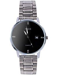 DAYLIN Relojes Hombre Acero Inoxidable Relojes de Marca en Oferta Reloj Pulsera de Cuarzo Analogico Hombre