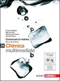 Conoscere la materia. Chimica. Per le Scuole superiori. Con DVD-ROM. Con e-book. Con espansione online