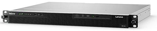 Lenovo ThinkServer RS160 3GHz E3-1220 v6 300W Bastidor (1U) - Servidor (3 GHz, E3-1220 v6, 16 GB, DDR4-SDRAM, 4000 GB, Bastidor (1U))