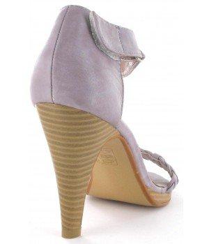 FARASION - Sandales femme violet - JB358-13 Violet