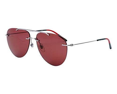 63f37c4dc7 Gucci sunglasses (GG 0397 S 004) Ruthenium Plum 004 Metal Ruthenium Plum