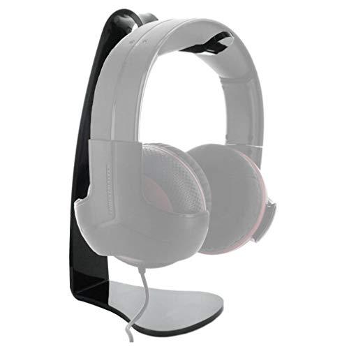 Yongse Black Desktop Kopfhörerhalterung Gaming Headset Display Rack Halterung Rack Headphone Hanger