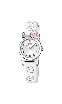 Lotus Reloj Análogo clásico para niñas de Cuarzo con Correa en Cuero 18174/2 de Lotus