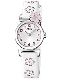 Lotus Reloj Análogo clásico para niñas de Cuarzo con Correa en Cuero 18174 2 702640549a4