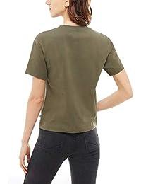 Vans Ropa Mujer Amazon Camisetas es vF7wqnpEI