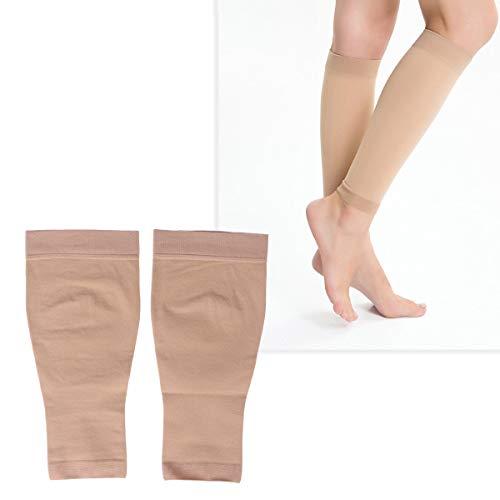 SUPVOX Compression Socks Beste Unterstützung Strumpf für Krampfadern Ödem Geschwollene oder wunde Beine für den Lauf Athletic Krampfadern Reise Größe L