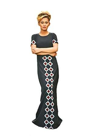Empower Women's Dress (Multi-Coloured)