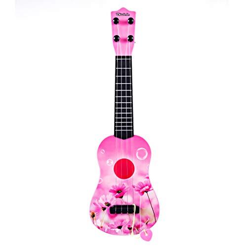 YAHAMA Ukulelen Kinder Kindergitarre Gitarre Spielzeug Kleinkind Gitarre Kinder ab 3 Jahre