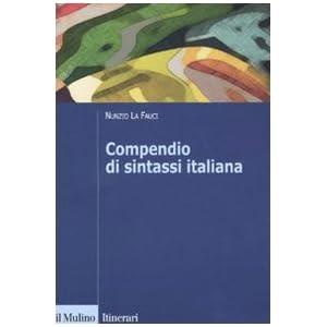 Compendio di sintassi italiana