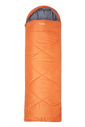 Mountain Warehouse Saco Dormir Tipo Rectangular Summit
