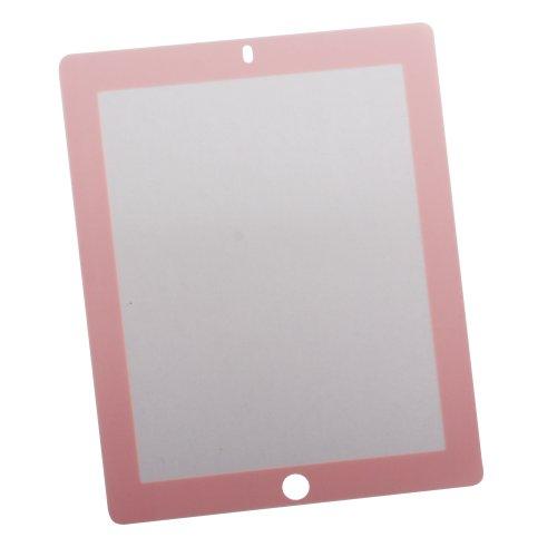 Rolling Ave. Bubee IBBPDAGPK1 Displayschutzfolie für iPad 2 / iPad 3, blasenfrei, Pink -