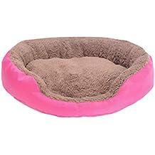 Flairstar Cama de Perro Gato Suave Manta de la Perrera Estera Lavable Desmontable Caseta de Perro