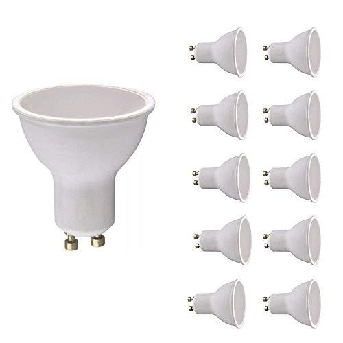 LED-Leuchtmittel GU10, 2 W, Warmweiß, 150 lm, 10 Stück -
