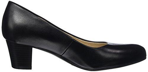 Caprice 22309, Scarpe con Tacco Donna Nero (Black Nappa)