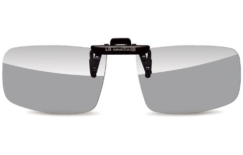 LG AG-F420 Polarisationsbrille für Cinema 3D (Lg 3d-brille)
