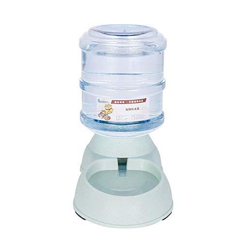 AUOKER Automatischer Wasserspender für Hunde, große Kapazität, lebensmittelechtes Material, für Hunde und Katzen