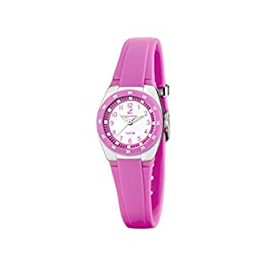 Calypso Watches K6043 – Reloj Analógico de Cuarzo para Mujer, Correa